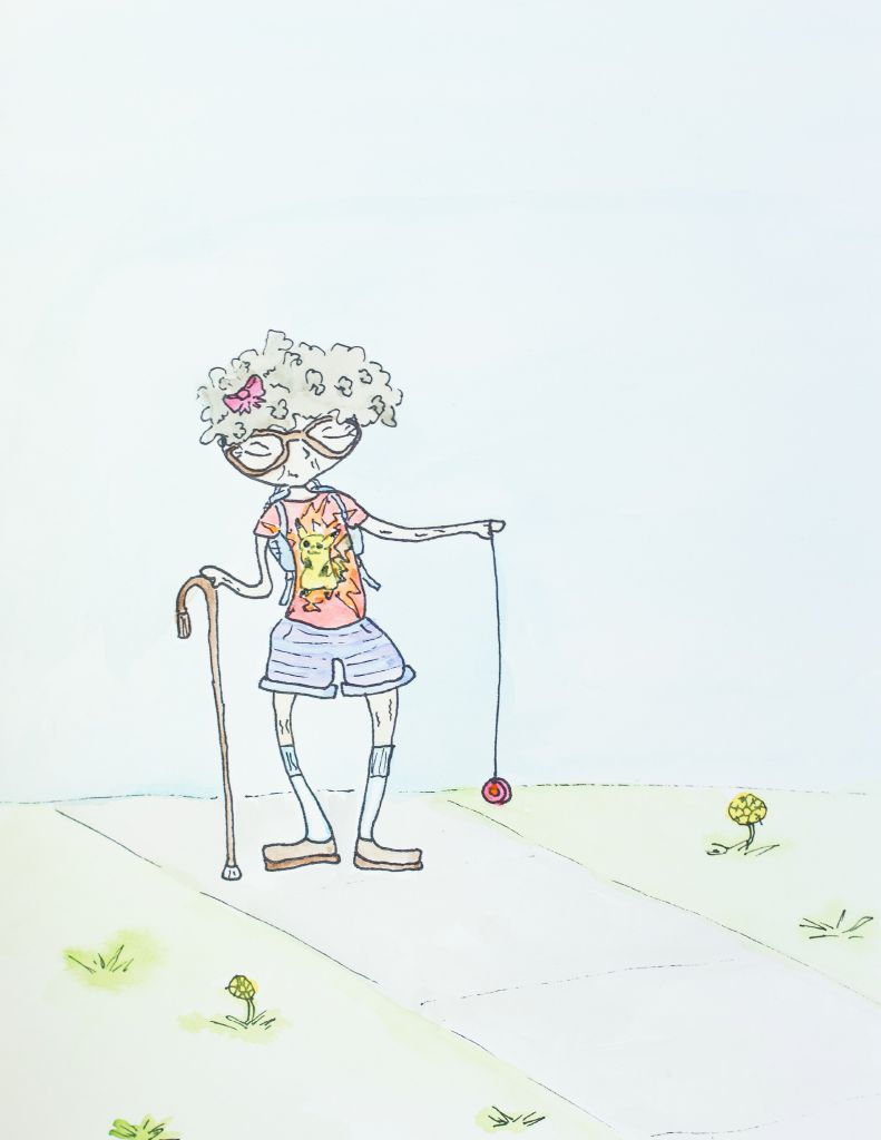 ABC Like A Girl by Ariel Shultz – Y is for Youthful